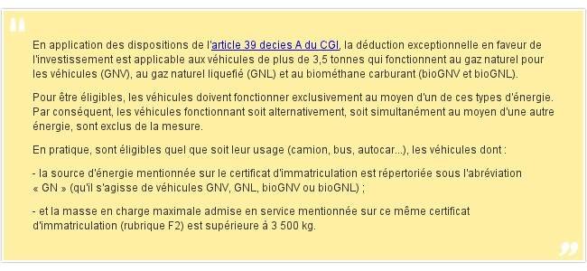 En application des dispositions de l'<a title=